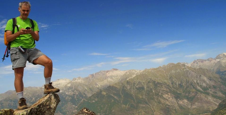 Antonio Tejero y su pasión por la montaña