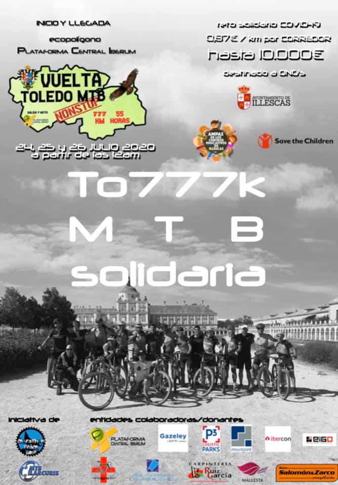Vuelta a Toledo Solidaria